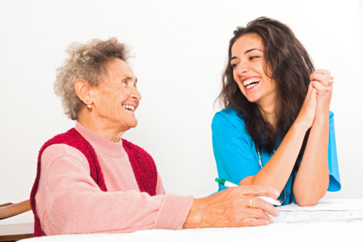 4 Ways to Foster a Good Client-Caregiver Relationship
