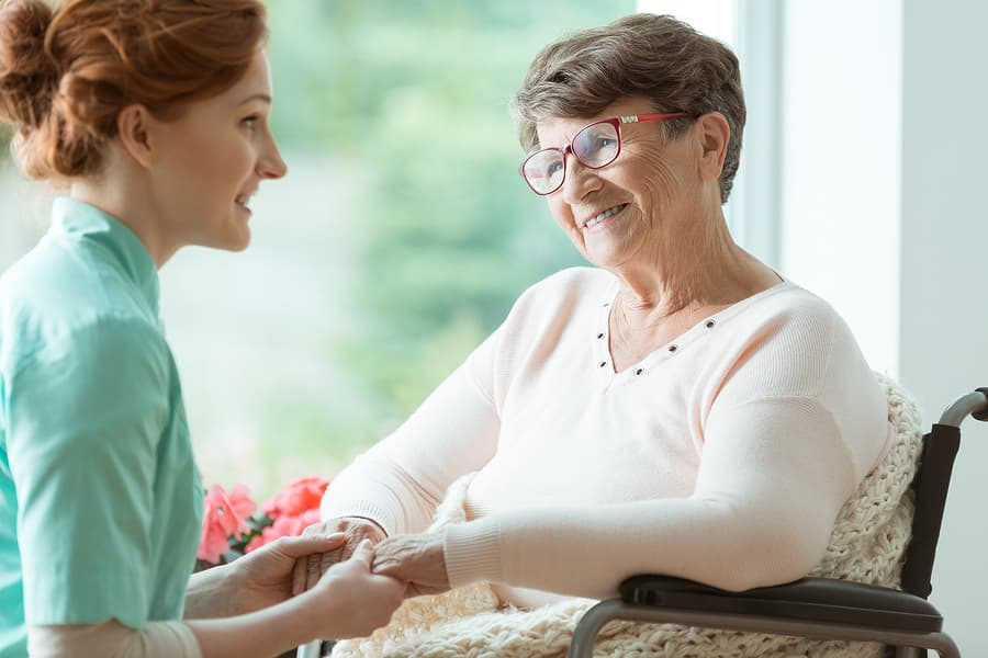 Elderly Care Mckinney, TX: Aromatherapy and Calming an Agitated Parent