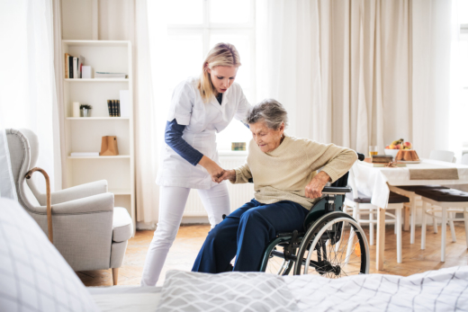 Four Ways to Help Your Aging Parents Avoid Falls